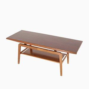 Table Basse Minimaliste Scandinave, 1950s