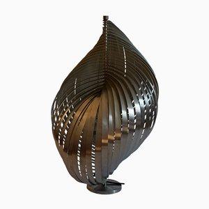 Lampada da tavolo di Henri Mathieu, anni '70