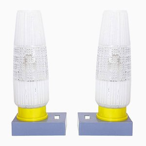 Vintage Tischlampen, 1960er, 2er Set