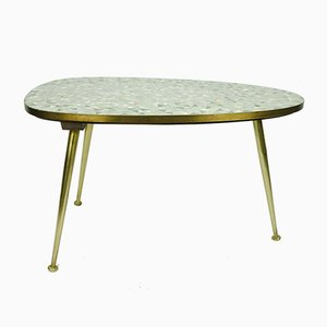 Mosaic Coffee Table from Ilse Möbel, 1950s