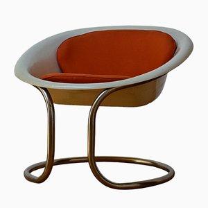 Sessel von Claude Courtecuisse für Steiner, 1960er
