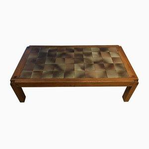 Coffee Table by Pierre Chapo, 1970s