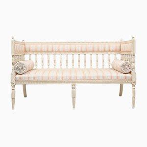 Schwedisches antikes gustavianisches Sofa