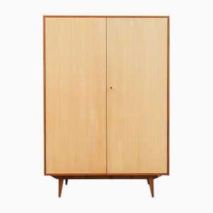 Walnut and Ash Wardrobe, 1950s