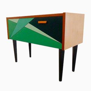 German Green Cabinet, 1960s