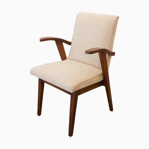 Model 300-123 Polish Desk Chair by Mieczyslaw Puchala for Bystrzyckie Zaklady Meblowe, 1956