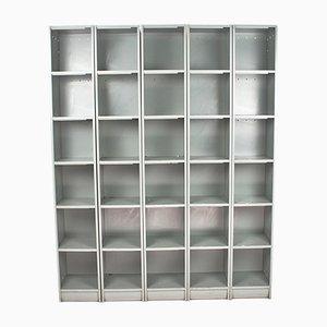 Industrial Metal Cabinet, 1970s