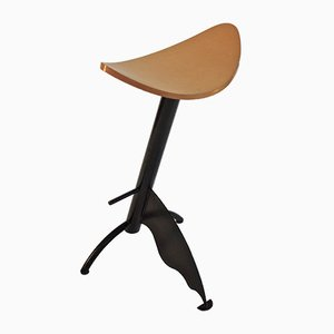 Model Platform Stool by Maurizio Peregalli for Zeus, 1980s