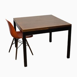 Tavolo da pranzo di Willy Guhl per Dietiker, anni '70