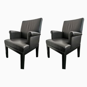 Armchairs by De Sede, 1990s, Set of 2