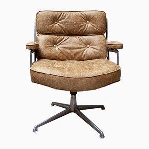 Modell ES104 Armlehnstuhl von Charles & Ray Eames für Herman Miller, 1960er