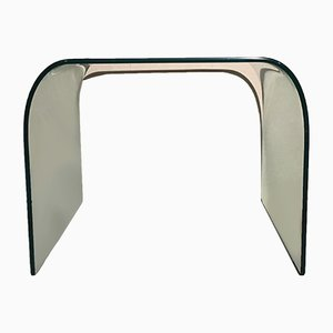 Bridge Table by Cortesi Angelo for Fiam, 1980s