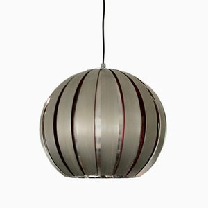 Lámpara colgante de Henri Mathieu, años 60