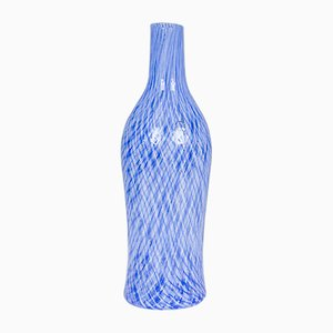 Zanfirico Reticello Vase by Paolo Venini for Venini, 1980s