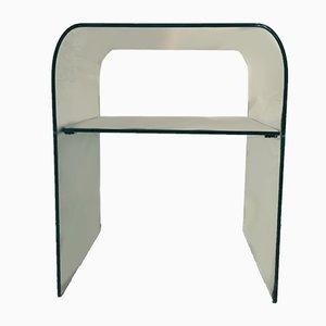 Table Rialto par Vittorio Livi pour Fiam, 1980s