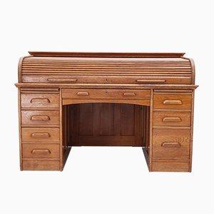 Schreibtisch aus Eichenholz von Billn