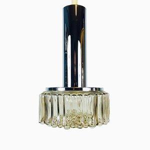 Lampada vintage in metallo di Staff, anni '70