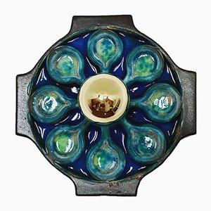 Ceramic Sconce, 1960s