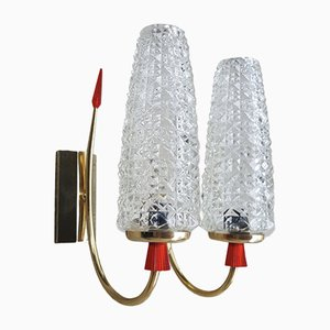Sconces, 1950s, Set of 2