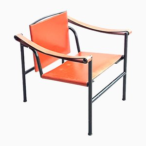 Model LC1 Lounge Chair by Le Corbusier for Cassina, 1980s