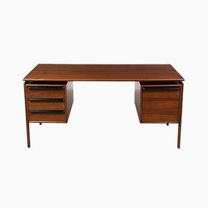 Dänischer schwebender Schreibtisch, 1950er
