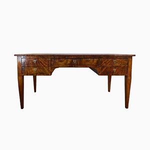 Antique Italian Walnut Desk by Un'common