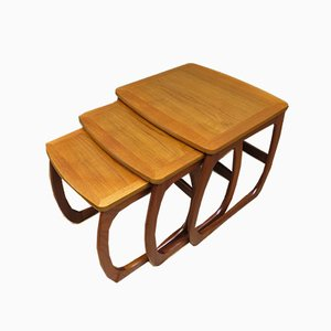 Tables Gigognes de Nathan, 1960s