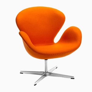 Swan Chair by Arne Jacobsen for Fritz Hansen, 2000s