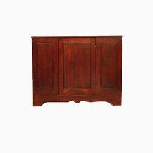 Antique Oak Hall Cupboard