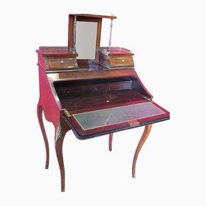 Antiker Louis XV Bonheur du Jour Schreibtisch