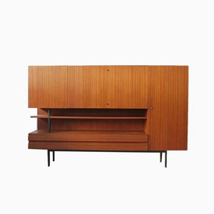 Minimalistisches M-1003 Sideboard aus Teak von Musterring International, 1960er