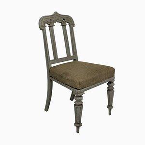 Gotisch-englische Stühle, 1830er, 2er Set