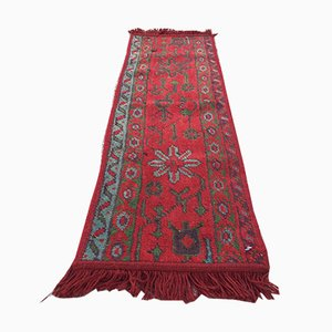 Turkish Runner Carpet, 1950s