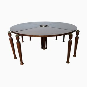 Table Basse Ronde, 1950s