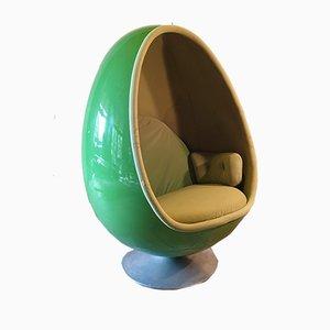 Ovalia Egg Chair von Thor Larsen, 1960er