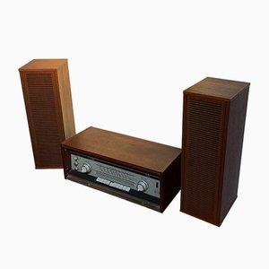 Radio und Lautsprecher von Telefunken, 1950er