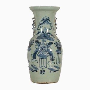Antike Porzellanvase