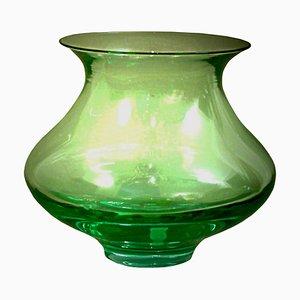 Mid-Century Vase von Flavio Poli für Seguso