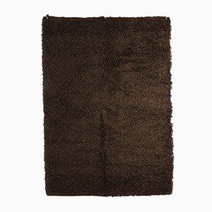 Vintage Shaggy Monochrome Carpet