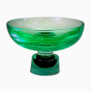 Mid-Century Glass Cup by Flavio Poli for Seguso