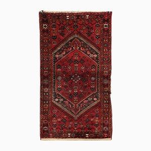 Antiker Teppich aus Baumwolle & Wolle