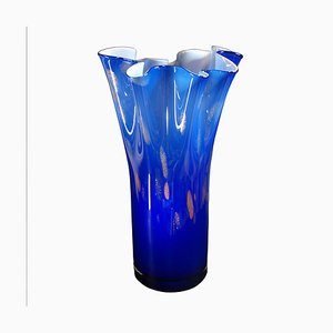 Vintage Fazzoletto Vase by Toni Zuccheri for Ve Art