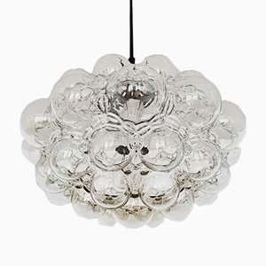 Large Bubble Pendant Lamp by Helena Tynell for Limburg, 1960s