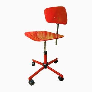 Desk Chair by Lb & Jorgen Rasmussen for Rabami, 1970s