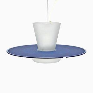 Lámpara Zefiro de Pier Giuseppe Ramella para Arteluce, años 80