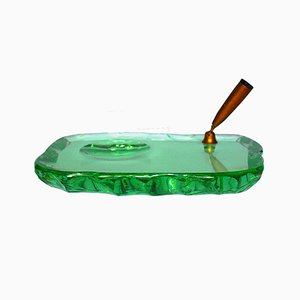 Vintage Inkwell by Lucio Fontana