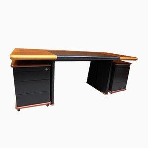 Schreibtisch von Walter Knoll, 1980er