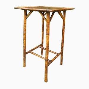 Tavolo antico vittoriano in bamb
