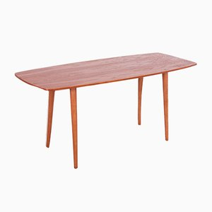 Ash Coffee Table by B. Landsman & H. Nepozitek for Jitona, 1960s