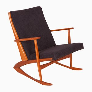 Mid-Century Model 97 Rocking Chair by G. Jensen for Kubus, 1950s
